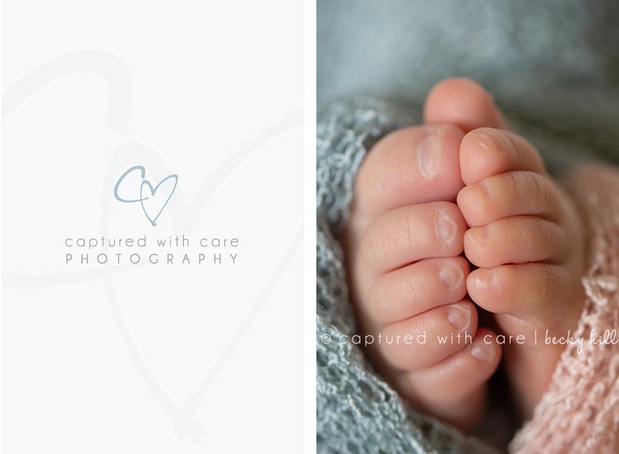 newborn twin his and hers toes, 5 newborn boy toes and 5 newborn girl toes